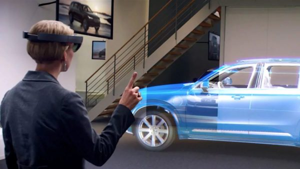 Tesla Files Patent Aimed at Using Augmented Reality to Boost Manufacturing