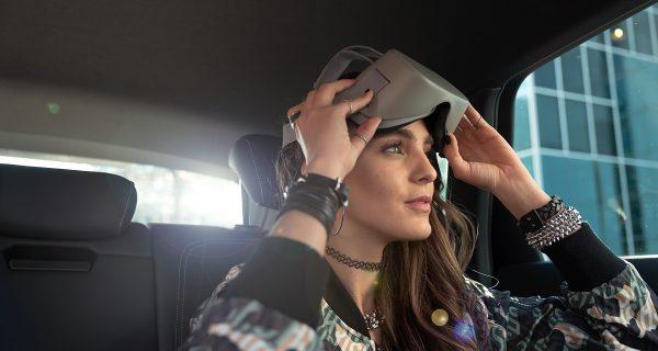 Audi Holoride Virtual Reality Immersion