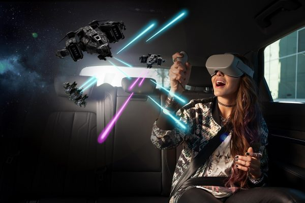 Audi Holoride Virtual Reality Immersion Brings Life to Your Car