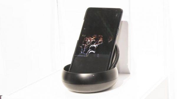 Samsung 5G Prototype Smartphone