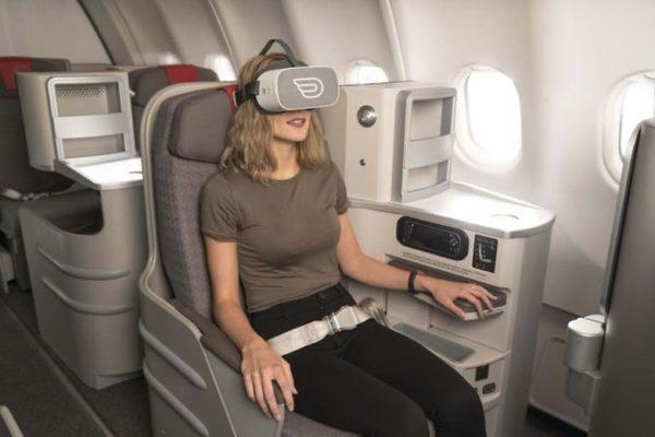 Iberia Inflight VR Entertainment