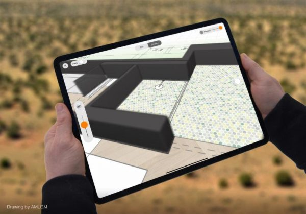 Morpholio Unveils the AR SketchWalk