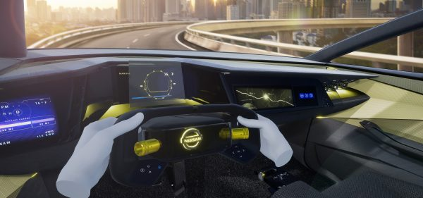 Nissan Partners with HaptX to Bring Realistic Touch in Virtual Reality Vehicle Design