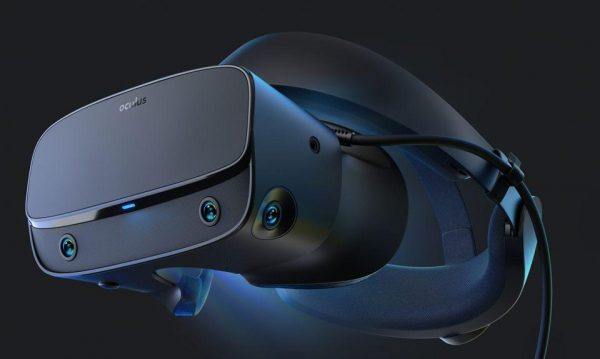 The Oculus Rift S