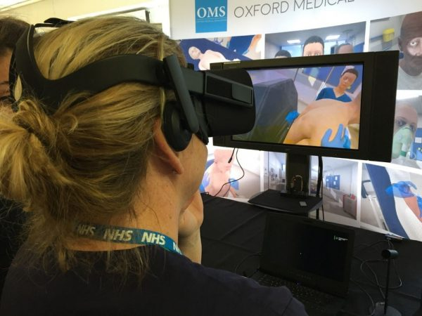 Practicing Emergency Patient Care in Virtual Reality