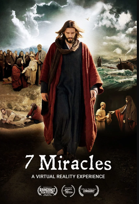 7 Miracles by HTC Vive