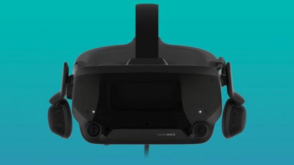 Valve Index VR Headset Leak