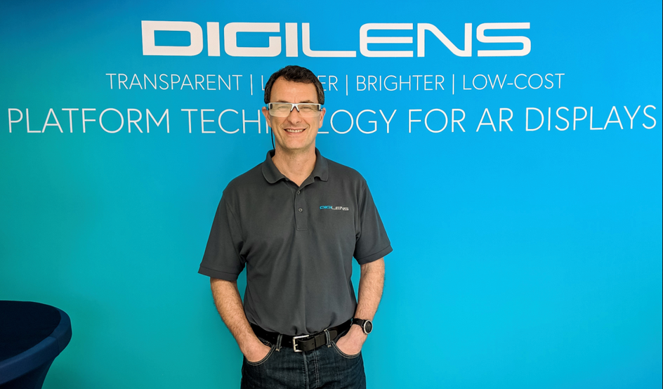 DigiLens Fundraising for Cheap AR Displays