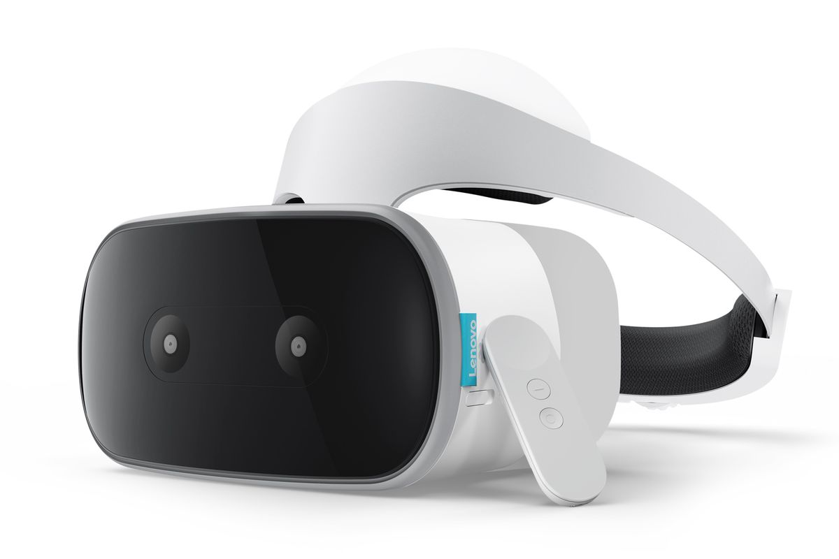 Lenovo Mirage Solo Virtual Reality Headset
