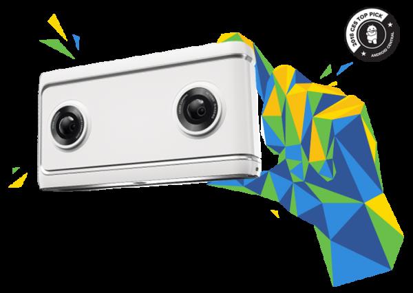 Lenovo Mirage 180 VR Camera