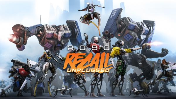 Robo Recall Unplugged