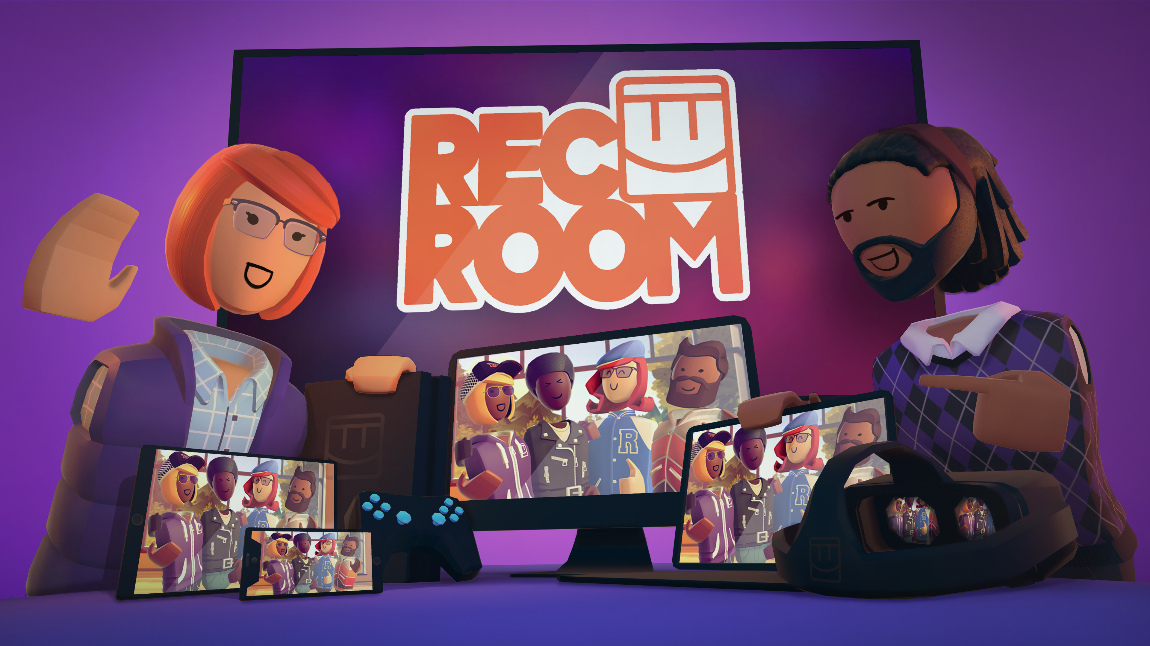Rec Room by Against Gravity