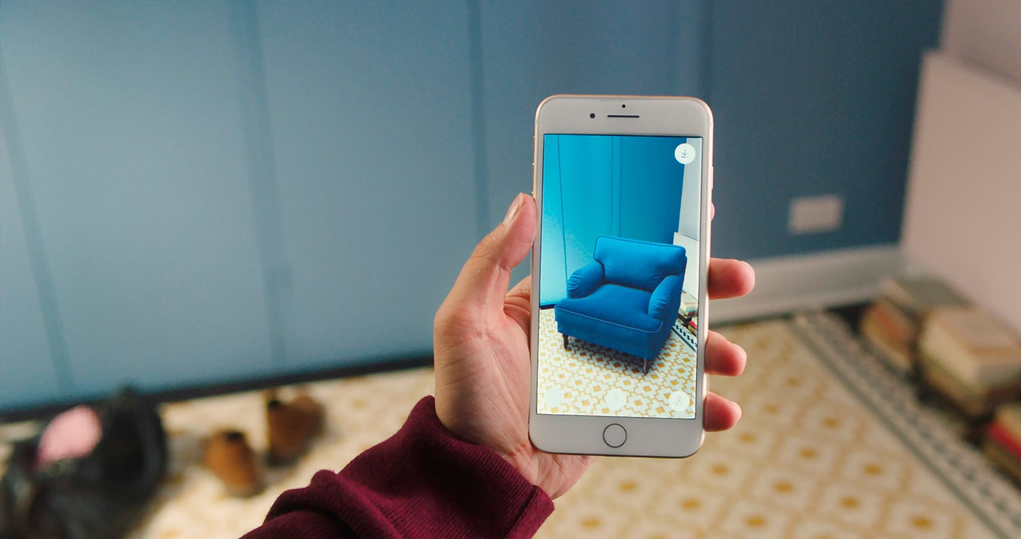 IKEA Place Augmented Reality