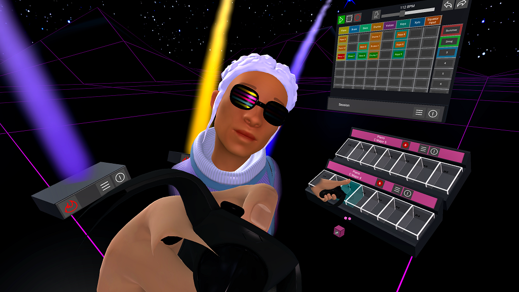 Modulia Studio Immersive app for music creation