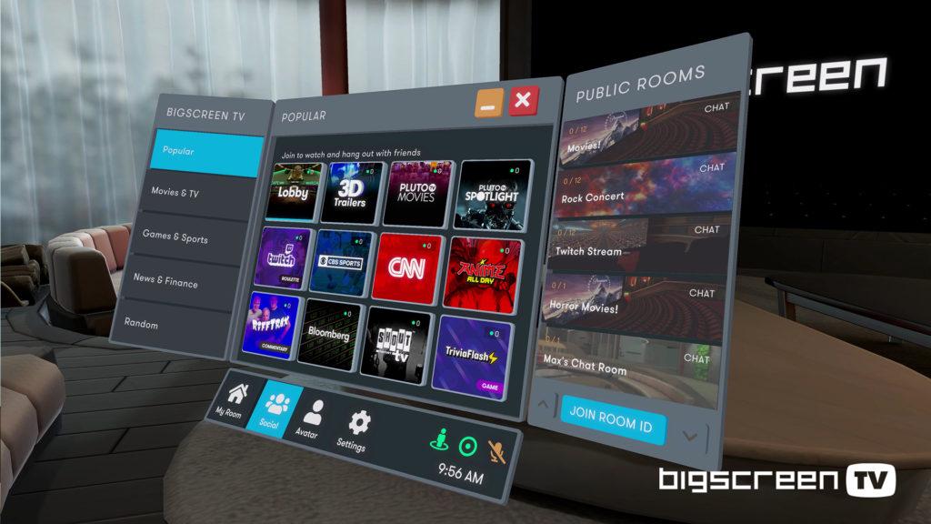 Bigscreen TV