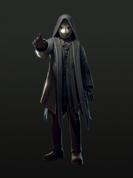 Phantom Character in Last Labyrinth