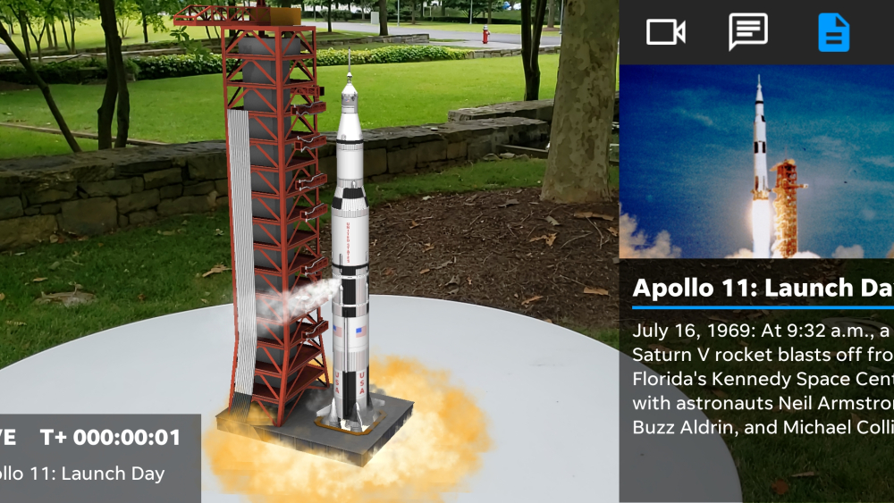 Apollo 11 Moon Landing Anniversary