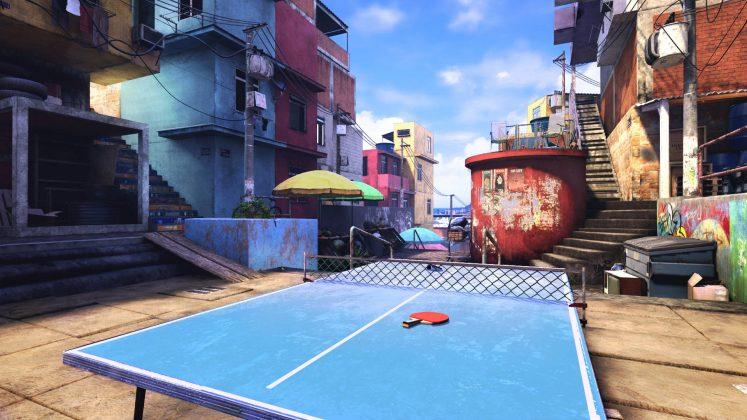 VR Ping Pong Pro
