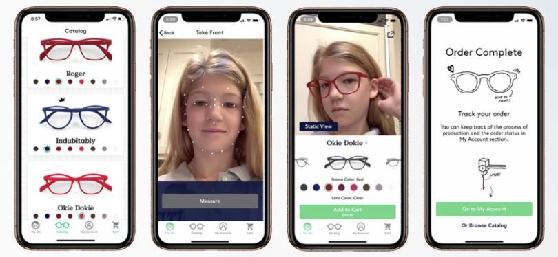 Fitz Frames Lets Kids Customize their Own Prescription Glasses