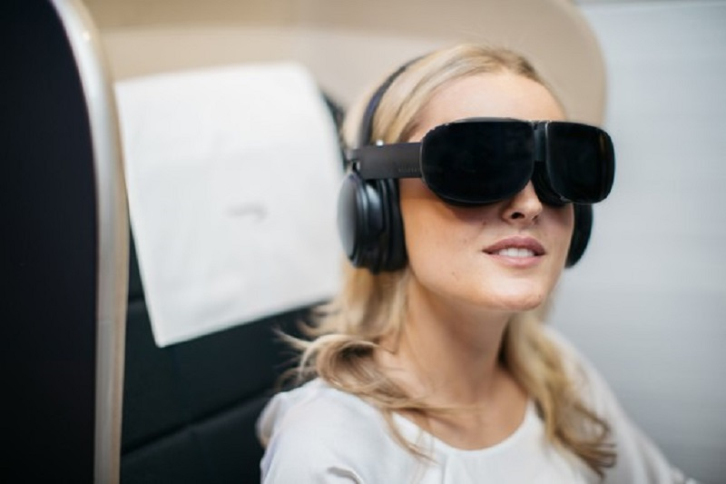 British Airways Inflight VR Entertainment
