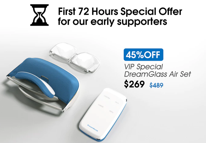 First 72 Hours Special Offers