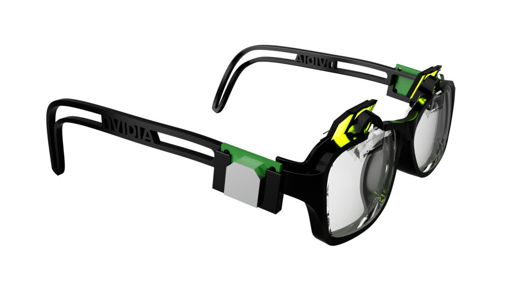 Nvidia Glasses