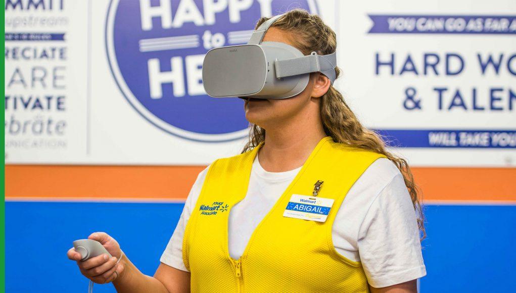 Walmart VR Employee Assessment