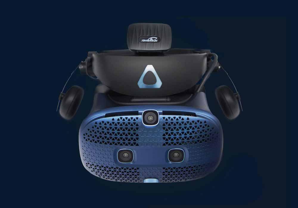 Vive Cosmos Eye Tracking