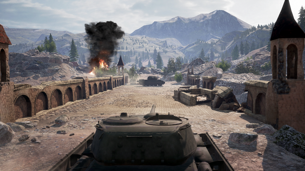 World of Tanks VR
