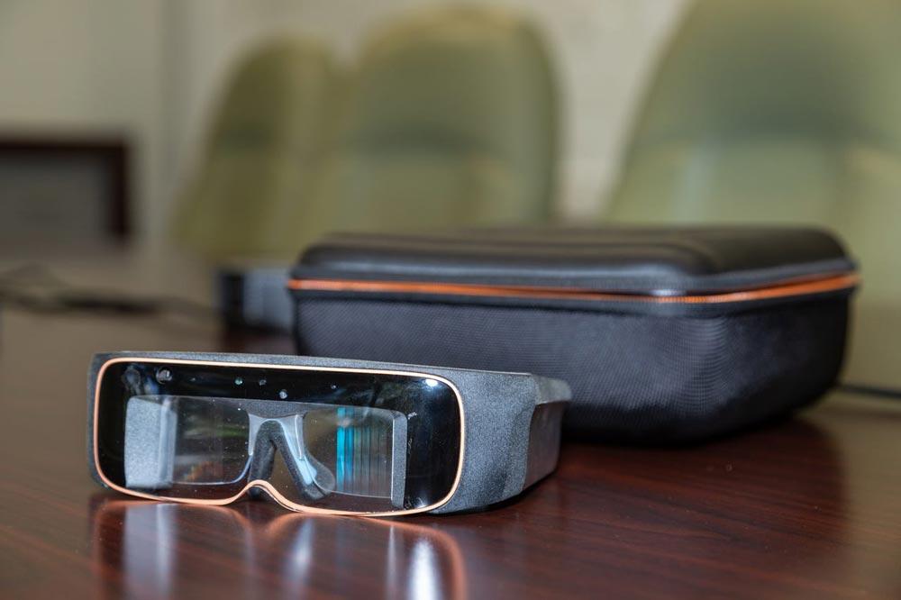 The X2 Look Like Retro Sci Fi Glasses