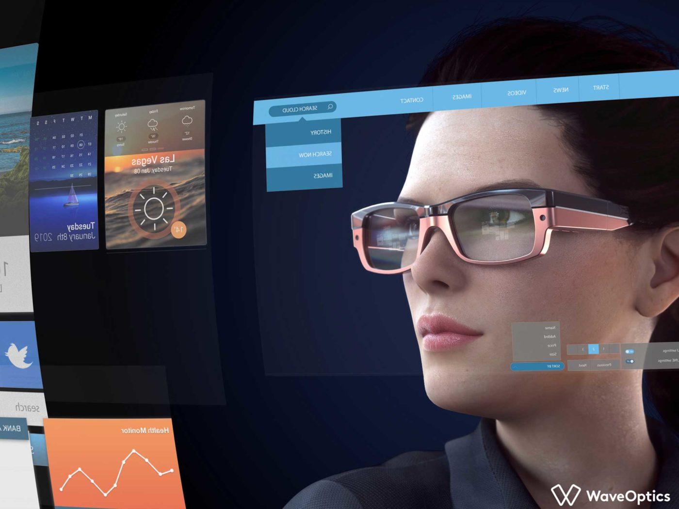 WaveOptics Augmented Reality Displays