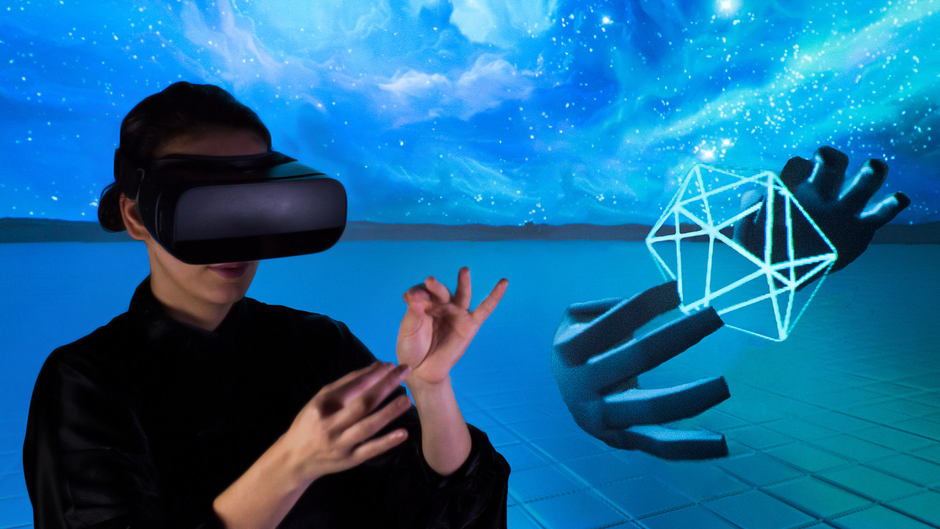 Leap Motion technology
