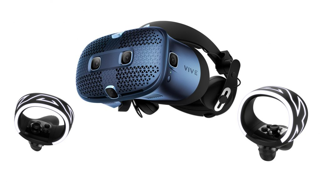 HTC Vive Cosmos Addresses Common User Complaints