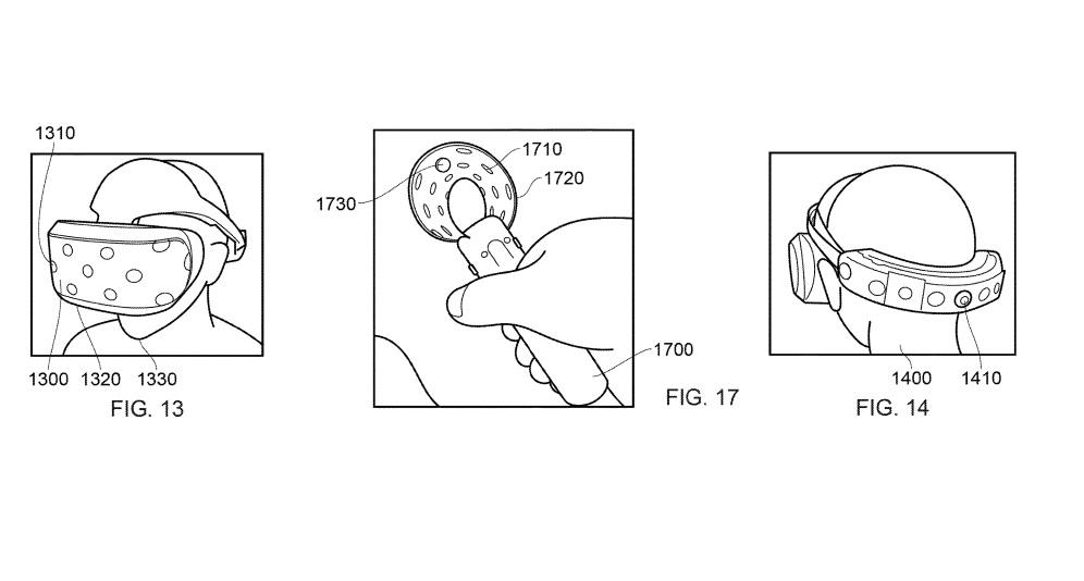 New Sony PSVR Patent