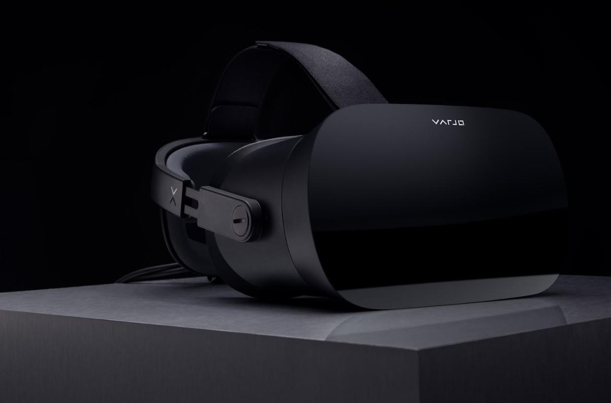 Varjo new enterprise headsets