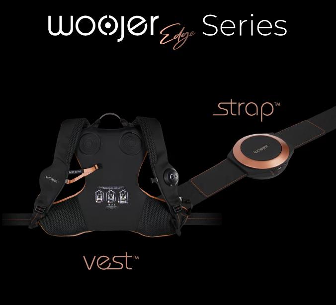 Woojer Edge Series