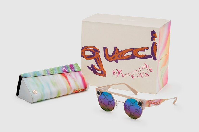 Spectacles x Gucci