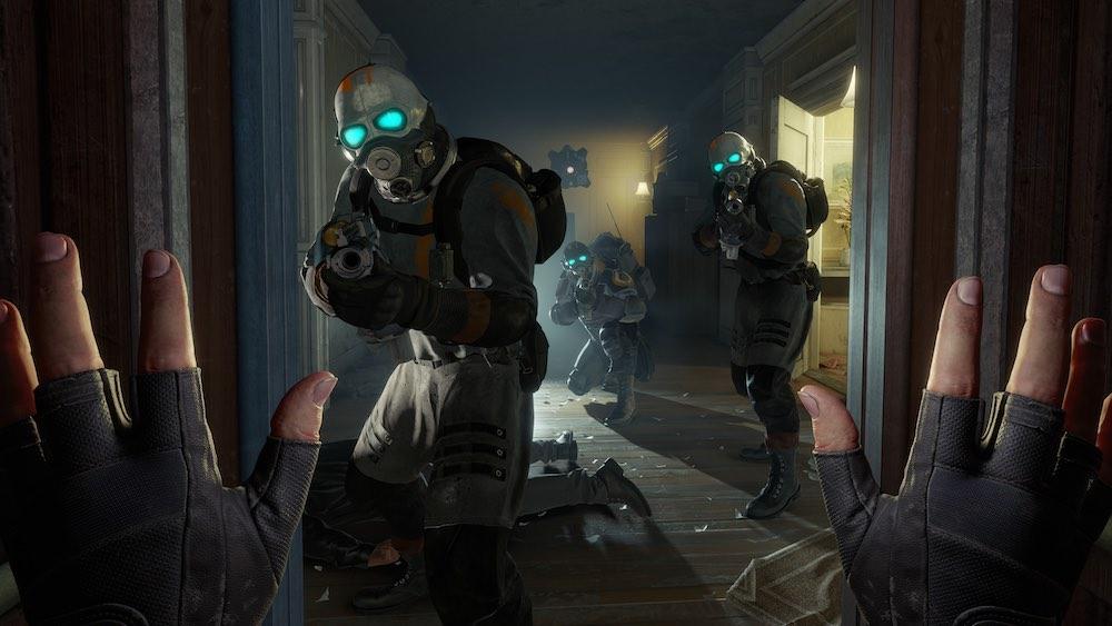 Half-Life: Alyx Screenshott