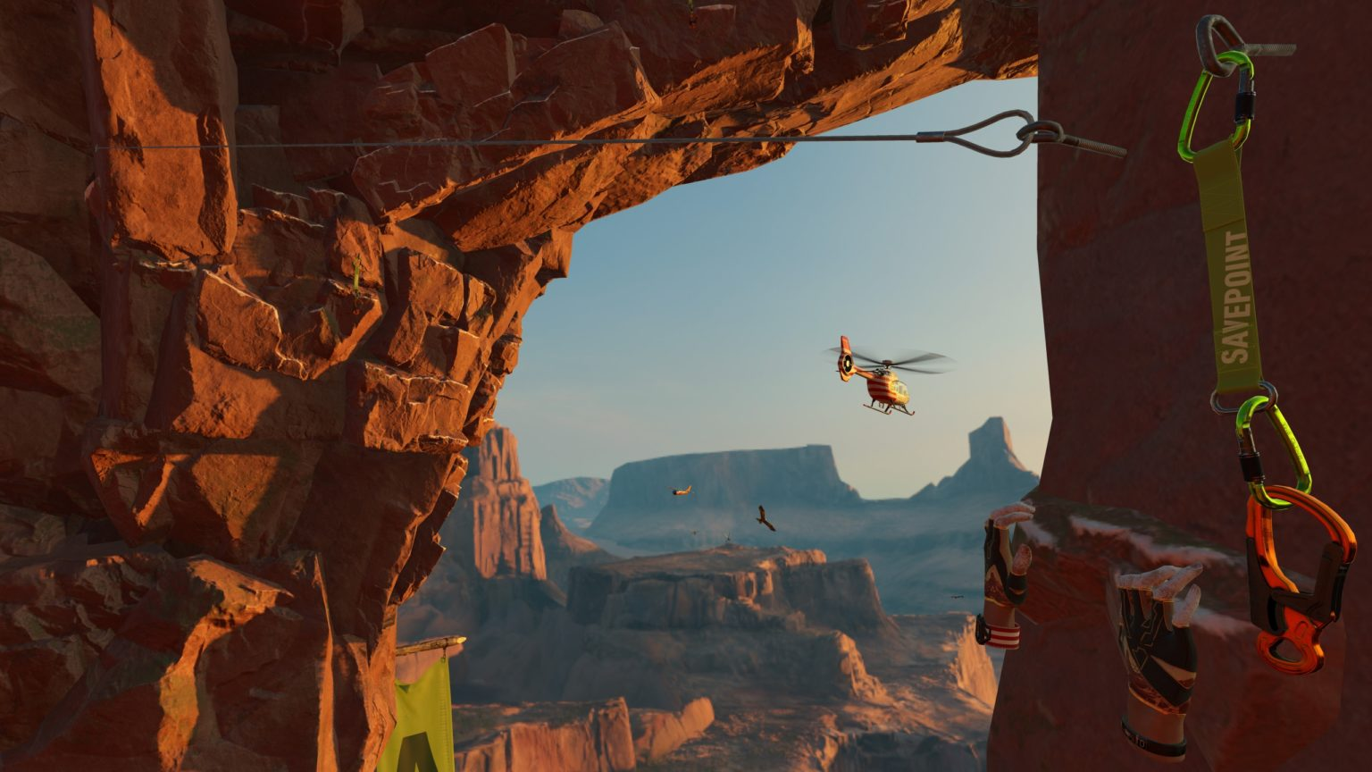 The Climb on Oculus Quest-Grand Canyon