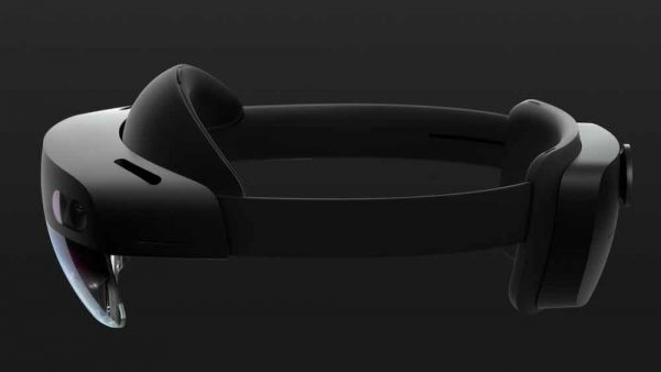 HoloLens 2 Mixed Reality Headset