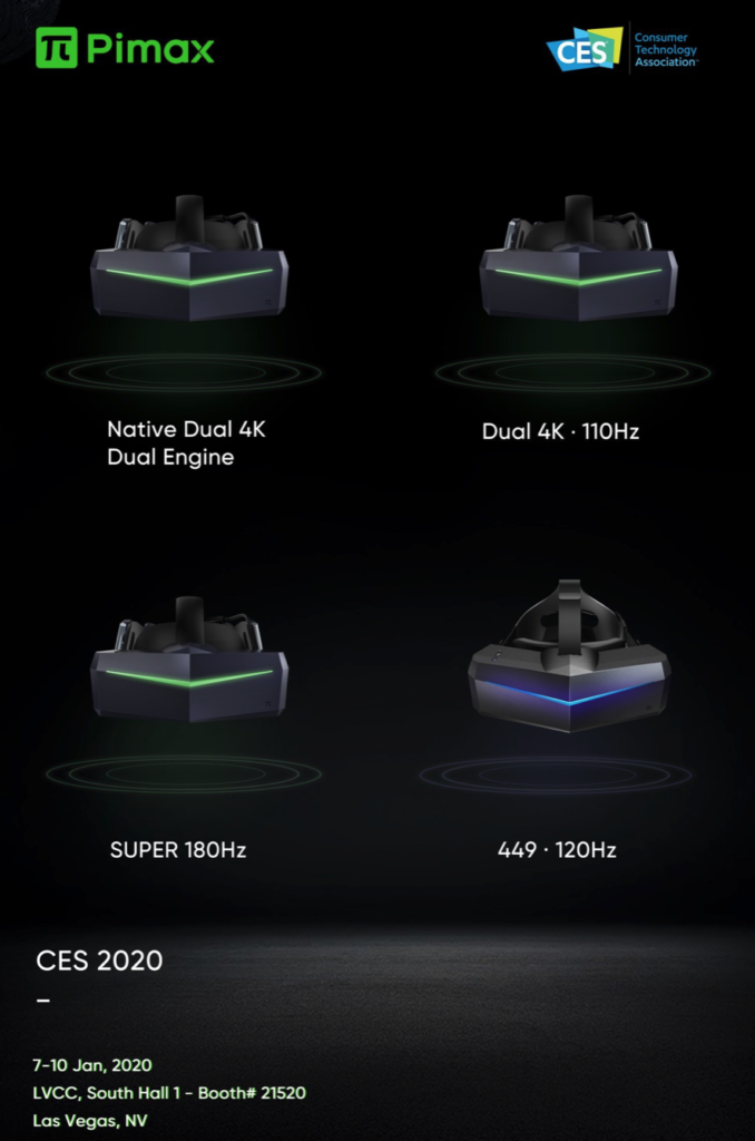 Pimax at CES 2020