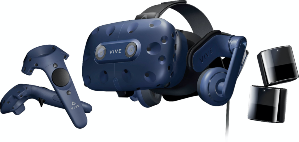 HTC Vive Pro Price Drops Officially