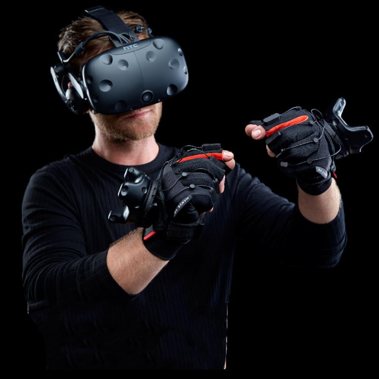 Manus VR Prime Haptic Gloves