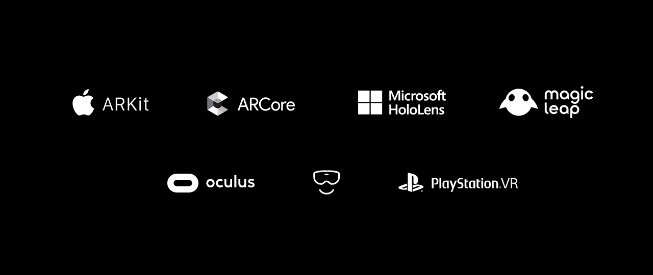 Unity XR Officially Supported Platforms