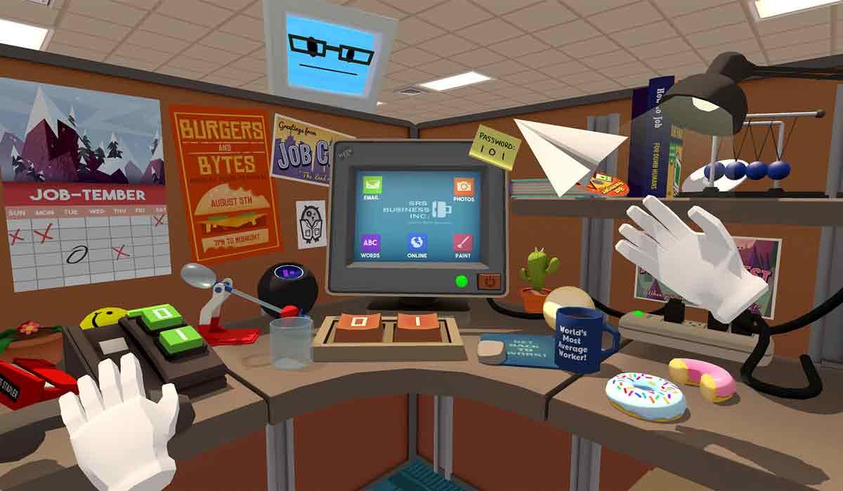 Job Simulator Hits 1 Million Sales Mark