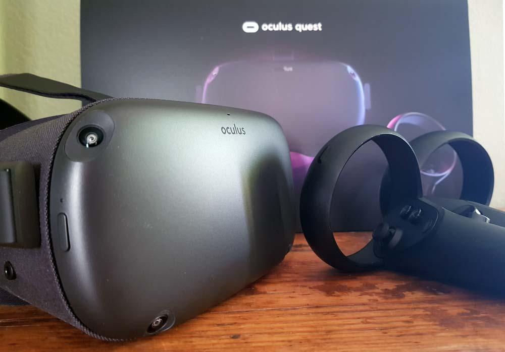 Oculus Quest Update v13