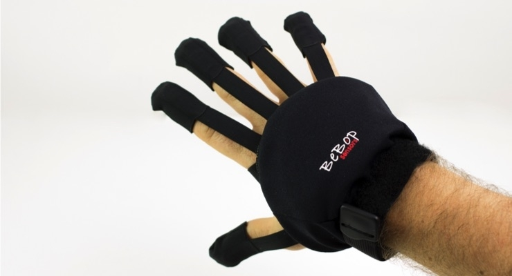 BeBop Sensors Forte Data Glove
