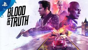 Blood & Truth on PlayStation