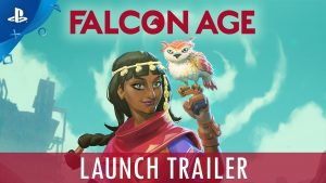 Falcon Age for PlayStation