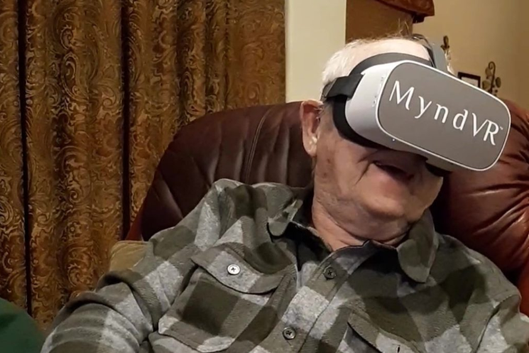 MyndVR and Pico Interactive Partner to Combat isolation in Senior Care Communities